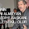 """Başkan Vergili: """"Emeklinin Rızasını Almayan Ne Belediye Başkanı, Ne Milletvekili Olur"""""""