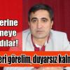 """Mustafa Dursun: """" Bizimle Yürü Türkiye"""""""