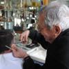 86'lık Berber Osmanlı Tıraşından Başka Kesim Yapmıyor