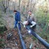 Yenice'de  Su Projesine Başlanıldı