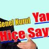 """""""GENEL KURUL YARGIYI HİÇE SAYIYOR!"""""""