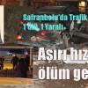 Karabük'te Trafik Kazası: 1 Ölü Bir Yaralı