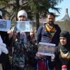 Afganlar, Ülkelerindeki Zulmü Protesto Etti