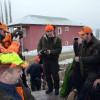 Alman Turistler Tokat'ta 35 Domuz Vurdu