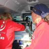 Ambulans Helikopter 22 Günlük Bebek İçin Havalandı