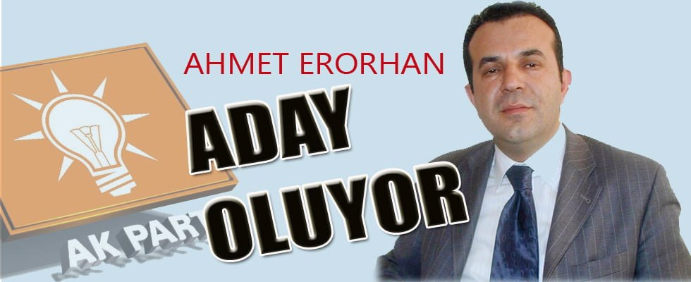 AHMET ERORHAN ADAY OLUYOR