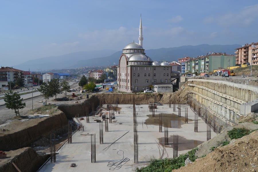 100. Yıl Yaşam Kompleksi inşaatı hızla devam ediyor