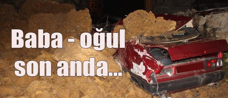 """""""BABA – OĞUL YARALI KURTULDU!"""""""