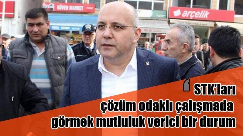 Milletvekili Aday Adayı Sedat Namal'dan STK Temayülü Açıklaması