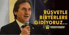 """""""RÜŞVETLE BİR YERLERE GİDİYORUZ"""""""
