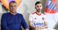 Karabükspor, Ahmet Karadayı ile 3.5 yıllık sözleşme imzaladı
