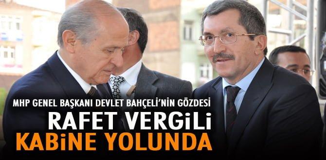 """VERGİLİ """"KABİNE"""" YOLUNDA…"""