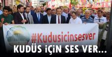 """AK Parti İl Başkanı Altınöz: """"İsrailin bu girişimini kabul etmemiz mümkün değildir"""""""