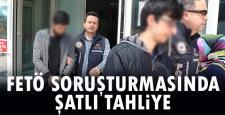 FETÖ operasyonunda 2 kişi adli kontrol şartıyla serbest bırakıldı