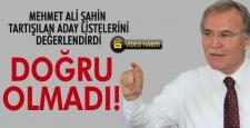 """""""LİSTELERDE HİÇBİR ROLÜM YOK!"""""""