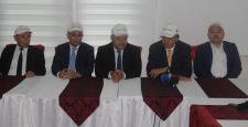 Vali Çeber, yeni milletvekilleri ile ilk toplantısını yaptı