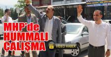 MHP'DE HUMMALI ÇALIŞMA