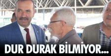 MHP'li Adaylar, seçim çalışmalarını aralıksız sürdürüyor