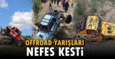 Türkiye Trial 2. ayak yarışları nefes kesti