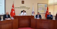 İl Koordinasyon Kurulu üçüncü toplantısı yapıldı