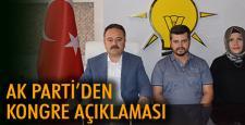 """ALTINÖZ; """"AK PARTİ İLERLEMEYİ, YENİLENMEYLE TEMİNAT ALTINA ALMIŞTIR"""""""