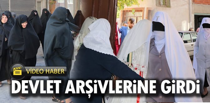 DEVLET ARŞİVLERİNDE YERİNİ ALIYOR