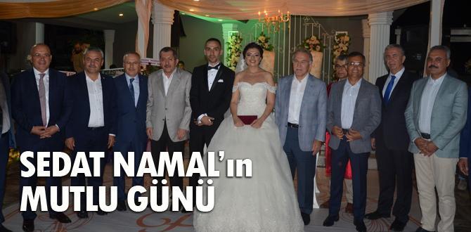 Karabükspor başkanı Namal'ın mutlu günü