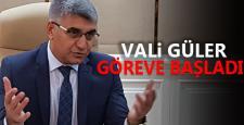 Karabük Valisi Fuat Gürel göreve başladı