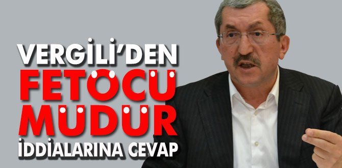 """VERGİLİ; """"AKP KYK MÜDÜRÜ YANIMA BÖLGE MÜDÜRÜ DURSUN HOCA İLE GELMİŞTİ!"""""""