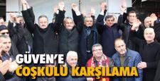 AK PARTİ YENİCE'DE ADAYLARINI TANITTI