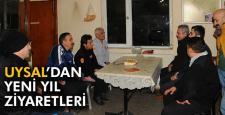 AK Parti'den yeni yıl ziyaretleri