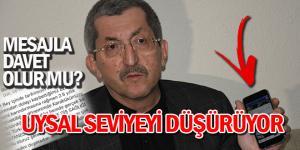 VERGİLİ; UYSAL SEVİYEYİ DÜŞÜRÜYOR..!