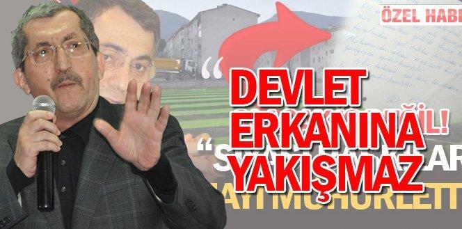 VERGİLİ; DEVLET ERKANINA YAKIŞMAZ..!