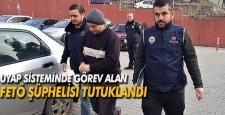 UYAP sisteminde görev alan FETÖ şüpheli tutuklandı