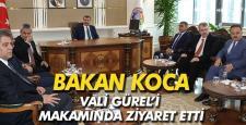 Sağlık Bakanı Koca Karabük'te