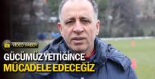 """Taner Öcal: """"Gücümüz yettiğince mücadele edeceğiz"""""""