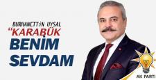 UYSAL; KARABÜK BENİM SEVDAM!