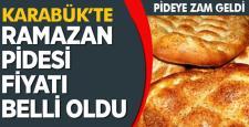 RAMAZAN PİDESİ FİYATLARI BELLİ OLDU