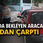 KARABÜK'TE TRAFİK KAZASI…