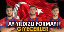 Karabükspor'dan üç futbolcu, U19 Milli Takımı'na davet edildi