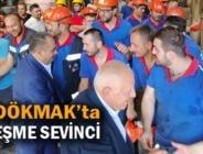 KARDÖKMAK'ta 1. Dönem toplu iş sözleşmesi imzalandı