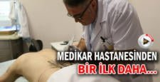 Karabük'te Proloterapi Tedavisinin İlki Yapıldı