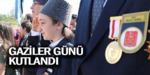Karabük'te Gaziler Günü kutlandı