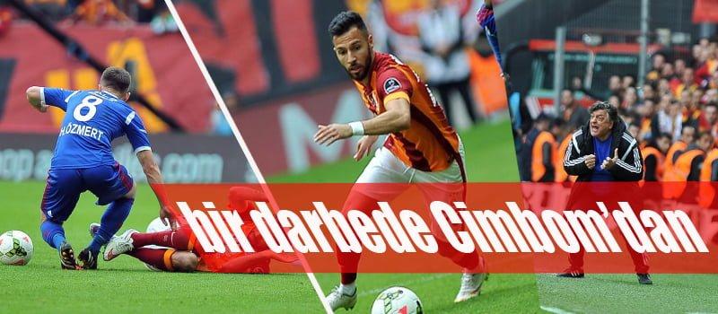 K.Karabükspor'a bir darbe de Galatasaray'dan!