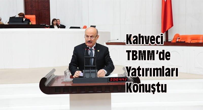Milletvekili Kahveci, Karabük Yatırımlarını Anlatı