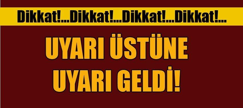 HAFTA SONU ŞİDDETLİ LODOS UYARISI!