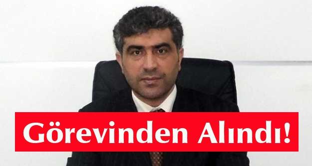 Murat Acat Görevden Alındı