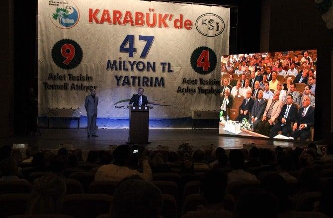 """AK Parti Genel Başkan Yardımcısı Şahin: """"3. Nükleer Santralin Planlamasını Yapıyoruz"""""""