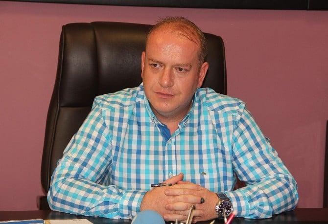 AK Parti Merkez İlçe Başkanı Tuncay Özcan: