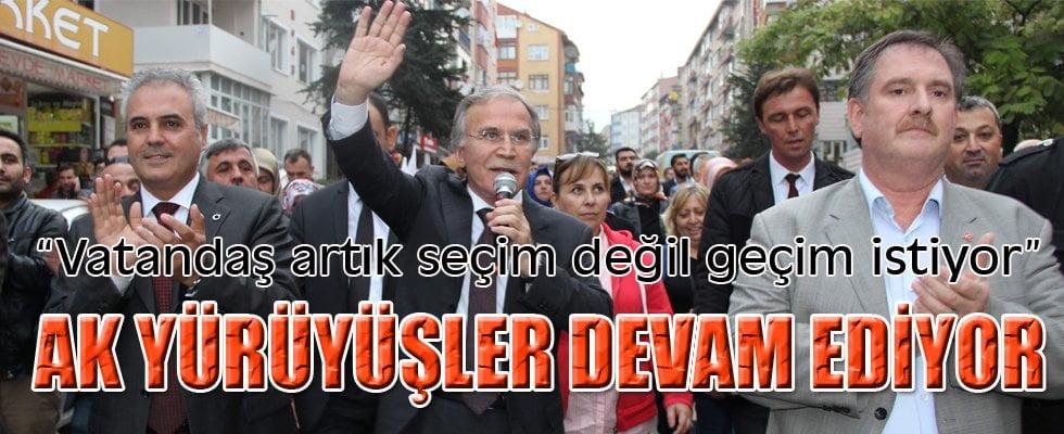 """""""TÜRKİYE'NİN MACERAYA TAHAMMÜLÜ YOK!"""""""